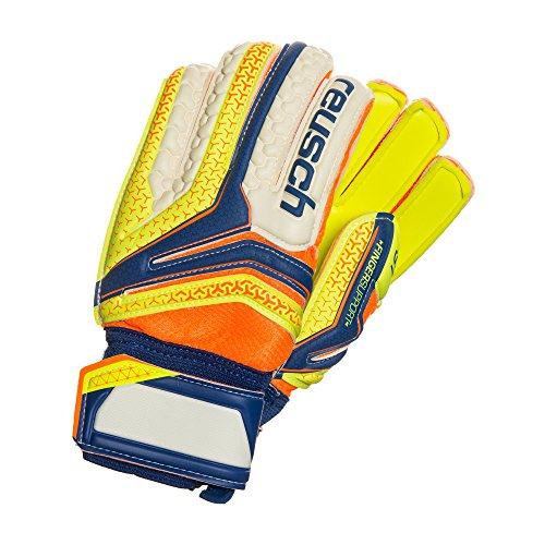 Reusch–serathor Prime S1Torwart-Handschuhe–Dazzling Blue/Yellow (Torwart-handschuh Reusch)