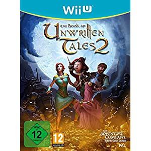 Book of Unwritten Tales 2 – [Wii U]