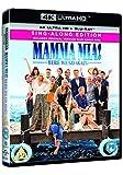 Mamma Mia! Here We Go Again Blu-ray + Digital Download + 4K Ultra HD [2018] [Region Free]