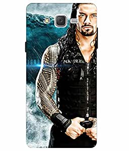 Snazzy Printed Back Cover for Samsung Galaxy J5