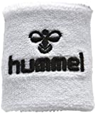 Hummel Schweißband Old School Small White/Black One Size