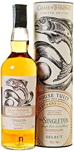 Singleton of Glendullan Select - House Tully Whisky Single Malt - 700 ml