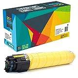 Do it Wiser Toner Kompatibel Gelb 821095 für Ricoh Aficio SP C430DN SPC430e SP C430 SP C431DN SP C431 SP C440 SP C441 | Nashuatec | Rex-Rotary