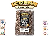 Smoke it All Barbacoa pellets räuch erpel Lets haya madera 3,0 kg para barbacoa OD. Horno para ahumar; 63200