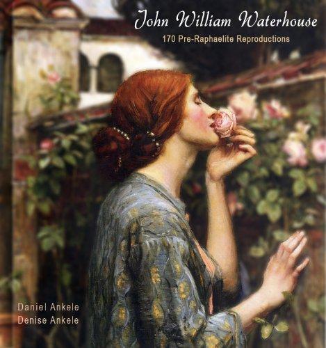 John William Waterhouse: 170 Pre-Raphaelite Paintings - Gallery Series (English Edition)