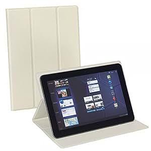 """PEDEA Tablet-Tasche (Aufstellfunktion) für Universal 9-10,1"""" / 22,9-25,7 cm white"""