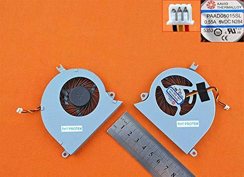 Kompatibel für MSI GE40, X460, X460DX Lüfter Kühler Fan Cooler Msi Amd Notebooks