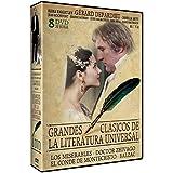 Les misérables / Doctor Zhivago / Le Comte de Monte Cristo / Balzac: A Life of Passion (PACK GRANDES CLASICOS LITERATURA, Spanie
