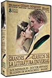 Les misérables / Doctor Zhivago / Le Comte de Monte Cristo / Balzac: A Life of Passion (PACK GRANDES CLASICOS LITERATURA, Spani