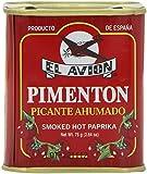 Pimentón Picante Ahumado Scharfes geräuchertes Paprikapulver (Dose 75g)