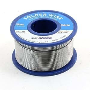 0.8mm 60/40 Rosin Core Flux Pb-roll solderen soldeer