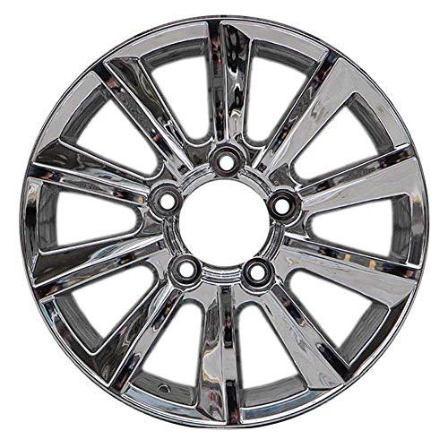 Yx-outdoor 4PCS Leichtmetallfelgen, 20 * 8.5J, P.C.D 5 * 150, Offset 60, Center 110.3, für Lexus LX und Land Cruiser -
