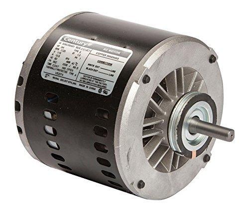 Peak Hp-motor (Evaporative Cooler Motor 3/4hp 1725 RPM, 56Z Frame, 115 volts AO Smith # VB2074 by Century Electric Motors)