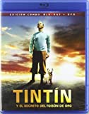 Tintin Y El Misterio De Toison .(Combo) [Blu-Ray] [Import Espagnol]...