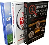 John Lloyd & John Mitchinson, QI Collection 3-Book Pack (The Noticeably Stout...