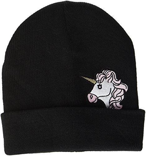 TALLY-WEiJL-Bonnet--Licorne-Femme-Black-OS