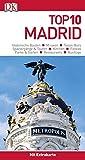 Top 10 Reiseführer Madrid: mit Extrakarte und kulinarischem Sprachführer zum Herausnehmen -