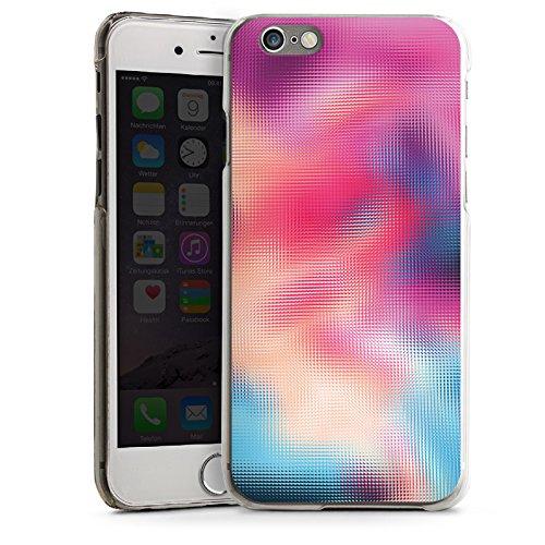 Apple iPhone 5 Housse étui coque protection Motif Motif Couleurs CasDur transparent