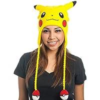 Bonnet 'Pokémon': Laplander Pikachu Avec Pokeball [Importación Francesa]