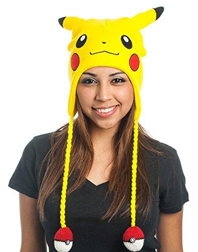 Bioworld  - Pikachu Laplander Muts (Kostüm Pikachu Pokemon)