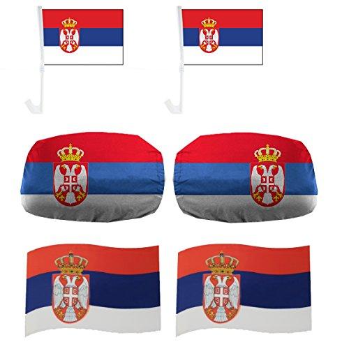 Serbien Wm (Sonia Originelli Fan-Paket-6
