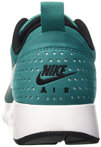 Nike Air Max Tavas, Baskets Basses Homme, Noir, UK Verde (Rio Teal/White/Black/White)