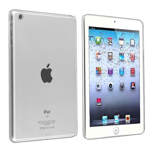 Cocomii Liquid Armor iPad Mini 5 2019 Hülle NEU [Kristallene Klarheit] HD Anti-Vergilbung Antikratzbeschichtung Stoßfest Gehäuse Transparent Case Schutzhülle for Apple iPad Mini 5 2019 (L.Clear)