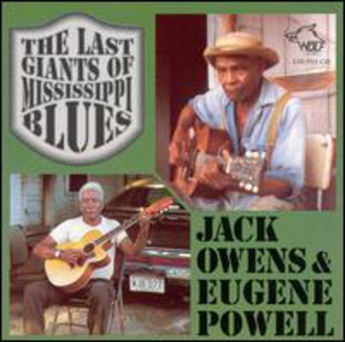 Last Giants of Mississippi Blu (11 Lokale)