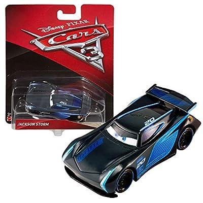 Modelle Auswahl Auto | Disney Cars 3 | Cast 1:55 Fahrzeuge | Mattel von Mattel