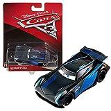 Disney Cars 3 Cast 1:55 - Auto Fahrzeuge Modelle zur Auswahl, Typ:Jackson Storm