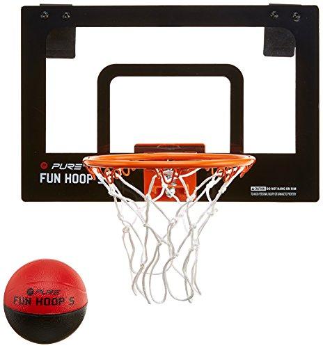 Pure2Improve  Indoor-basketballkorb Indoor-Basketballkorb, Schwarz, S, p2i100200