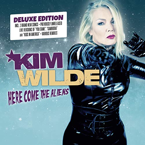 Kim Wilde - Here Come The Aliens Deluxe Edition - 6.56 Stereo-audio