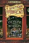 La Boutique Vif-Argent (Tome 1) - Une valise d'étoiles par Baccalario