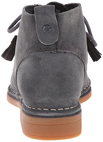 Hush Puppies Cyra Catelyn, Bottes femme Dark Grey