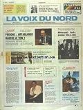 VOIX DU NORD (LA) [No 13890] du 24/02/1989 - PRISONS - ARPAILLANGE HAUSSE LE TON - AIX - 3 MEDECINS POUR UN FAUTEUIL - MITTERRAND ET BUSH - 1ERE TETE-A-TETE - AL JARREAU - UN GANG DE PILLEURS DE CHATEAUX SOUS LES VERROUS - FILATURES DU SARTEL A WATTRELOS  Livre Pdf/ePub eBook