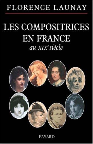 Les compositrices en France au XIXe siècle