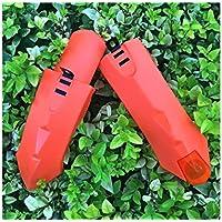 LridSu Bicicleta para niños Delanteras Delanteras Guardabarros Guardabarros Bicicleta de montaña (Rojo)