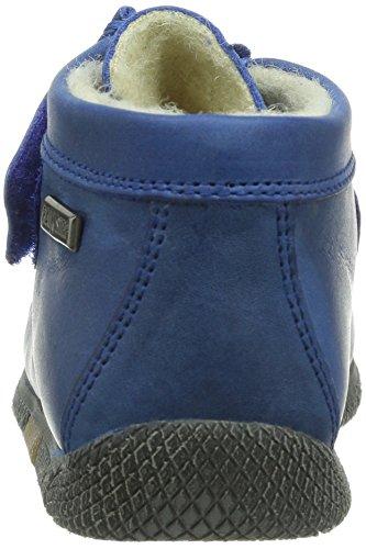 Naturino  NATURINO MUR, Bottes de neige de hauteur moyenne, doublure chaude mixte enfant Bleu - Blau (9113Azzurro)
