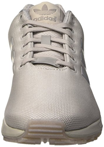 adidas Zx Flux, Sneakers Basses Homme Gris (Mgh Solid Grey/Mgh Solid Grey/Mgh Solid Grey)