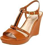 Rockport Locklyn Pendant Qtr Strap Tan Womens Sandals