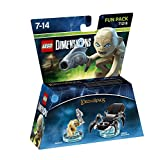 LEGO Dimensions LOTR Gollum Fun Pack on PlayStation 4