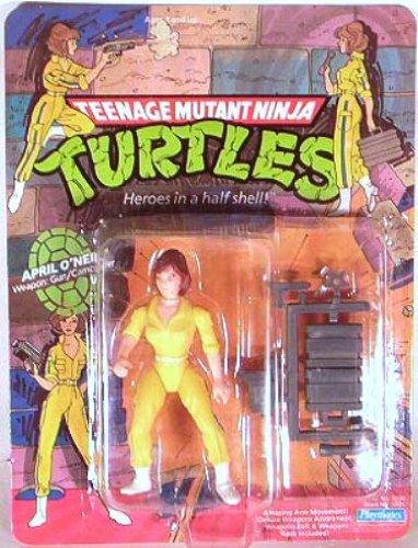 April O 'Neil Teenage Mutant Ninja Turtles Tmnt Spielkameraden 1988