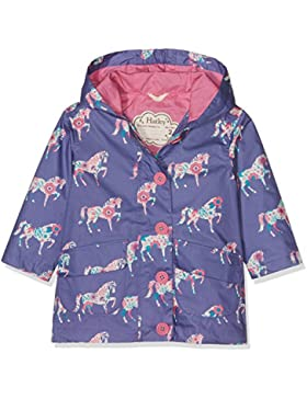 Hatley Mädchen Regenmantel Cotton Coated Raincoat