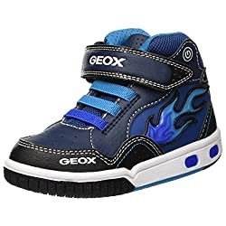 Geox Jr Gregg C Zapatillas...