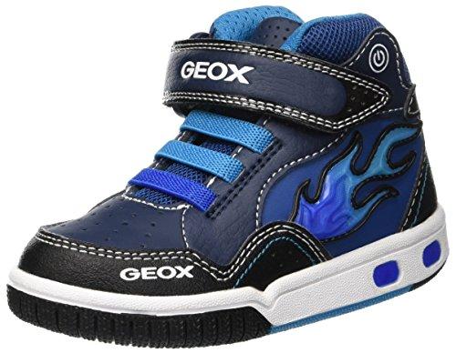 Geox-Jr-Gregg-C-Zapatillas-Altas-para-Nios