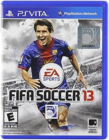 Fifa 13 (Version française region Nord-Americain) PS