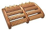 Wellness Croll & Denecke Fußroller aus Holz
