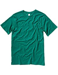 Bella Canvas 3001 Unisex Crew Neck T-Shirt Kelly Green Small