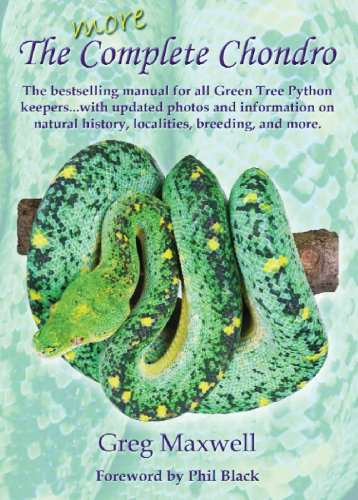 The More Complete Chondro Python (English Edition) (Python-pet Green Tree)