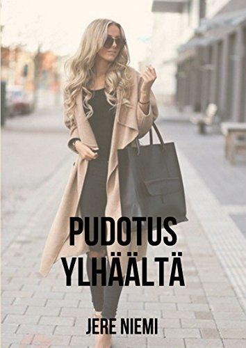 Pudotus ylhäältä (Finnish Edition) por Jere Niemi